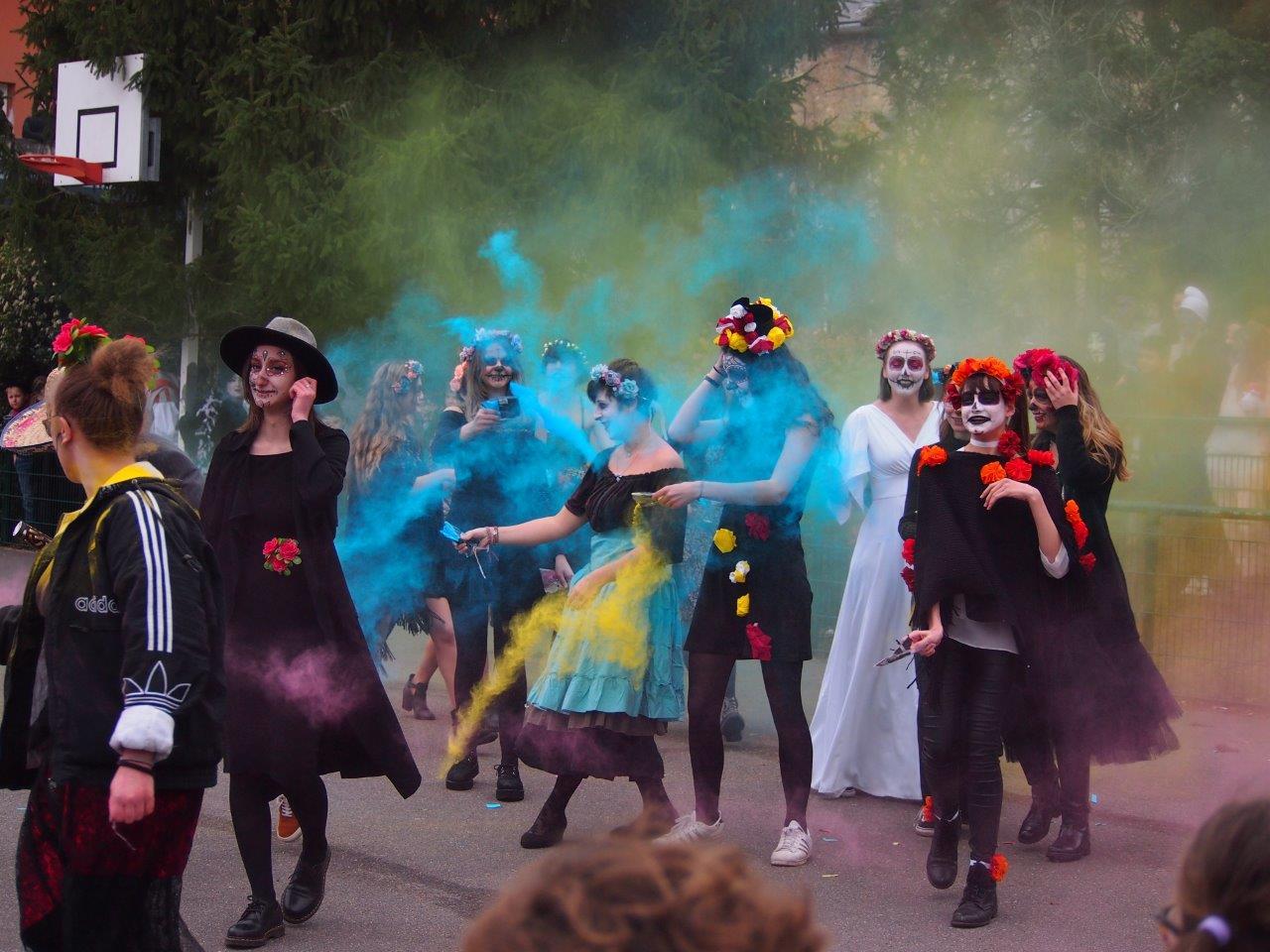 Remise des coupes du carnaval 2018
