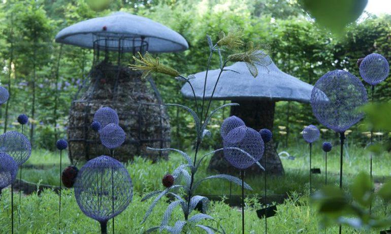Sortie au festival des jardins de Chaumont sur Loire