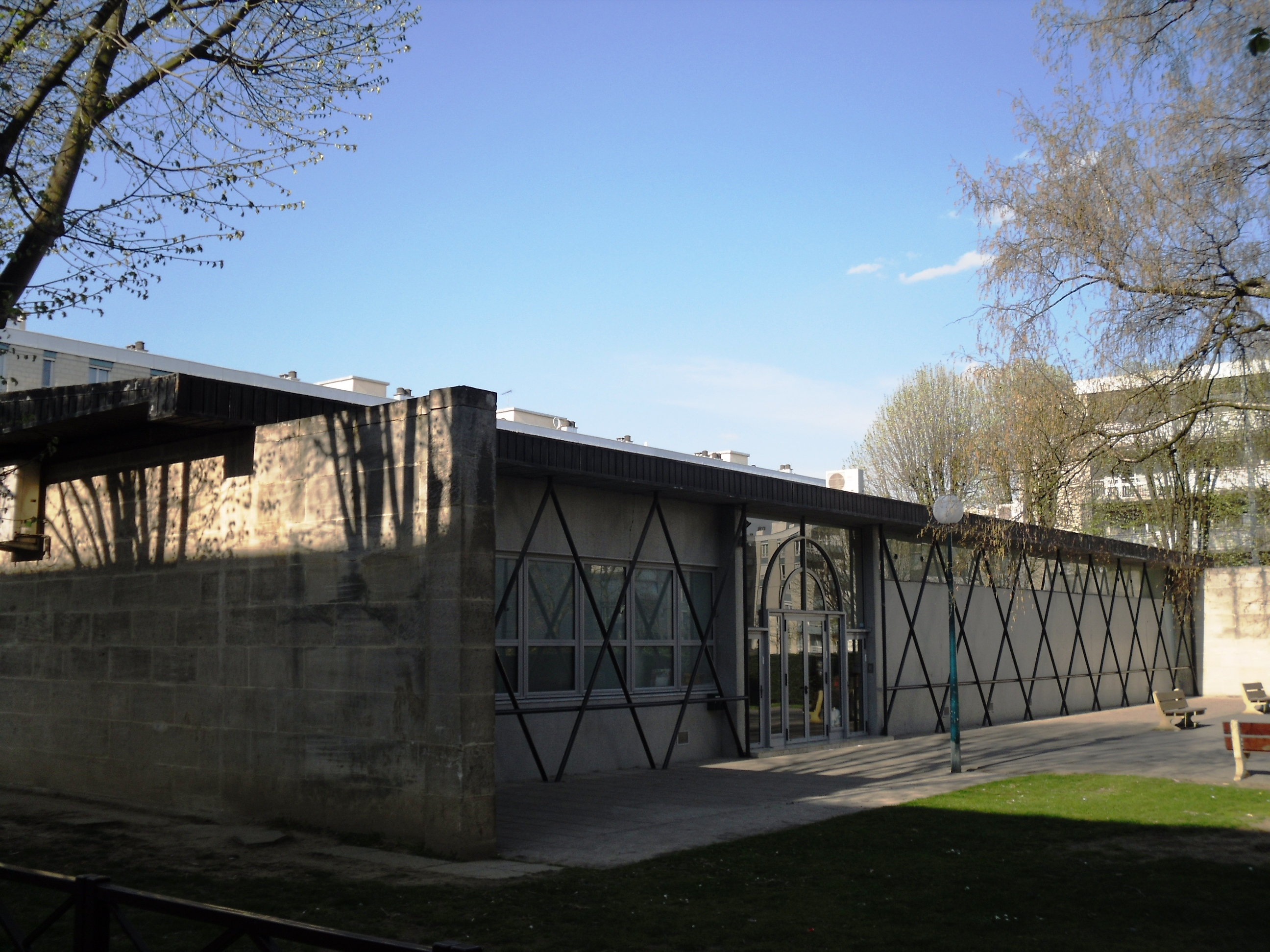 Visite de la synagogue de Massy