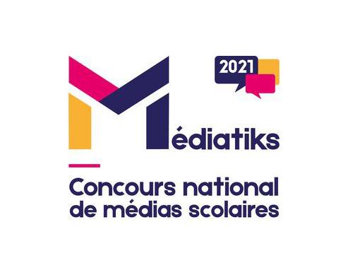 """Grand gagnant du concours Mediatiks - rubrique """"Journaux imprimés et blog"""""""