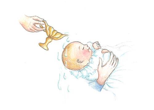 2ème étape de baptême