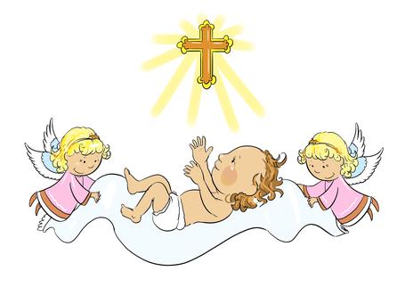 3ème étape de baptême