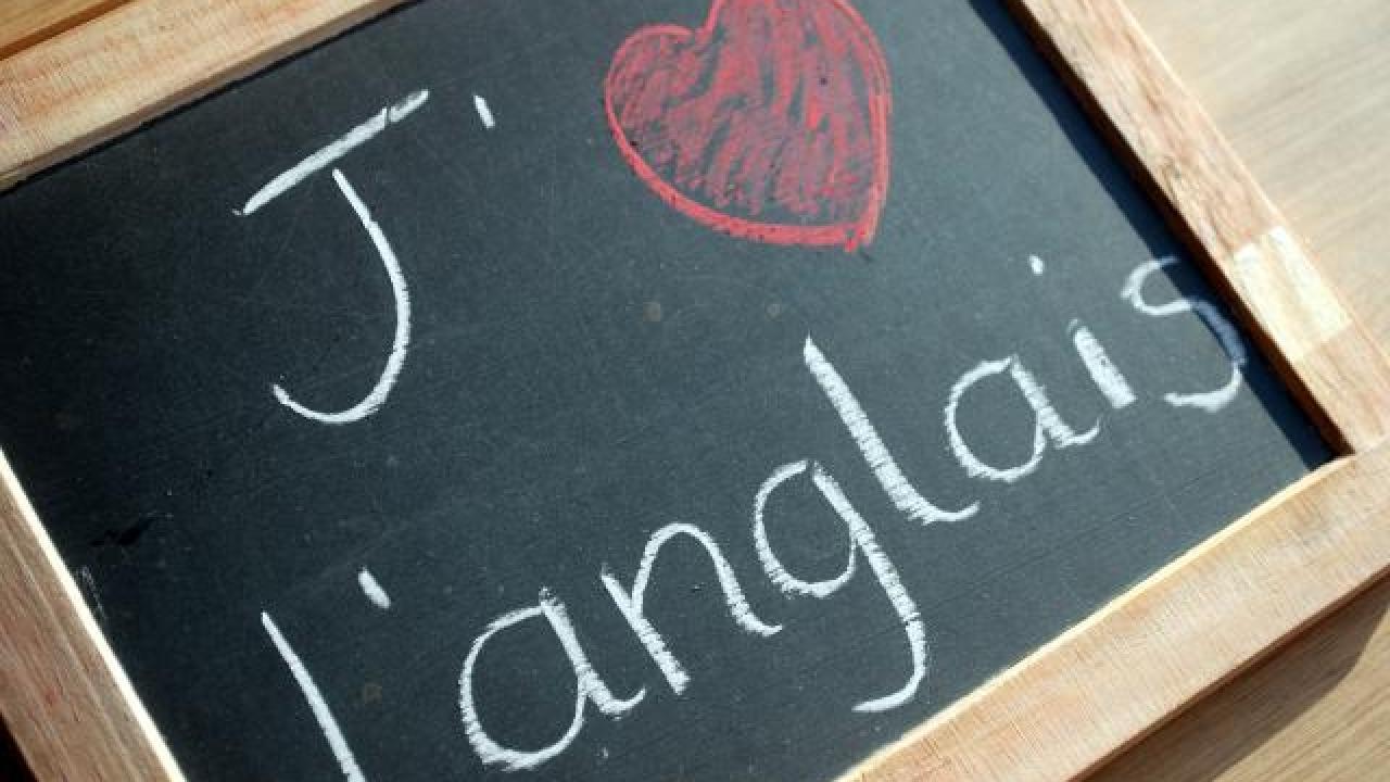 Anglais à la Maternelle