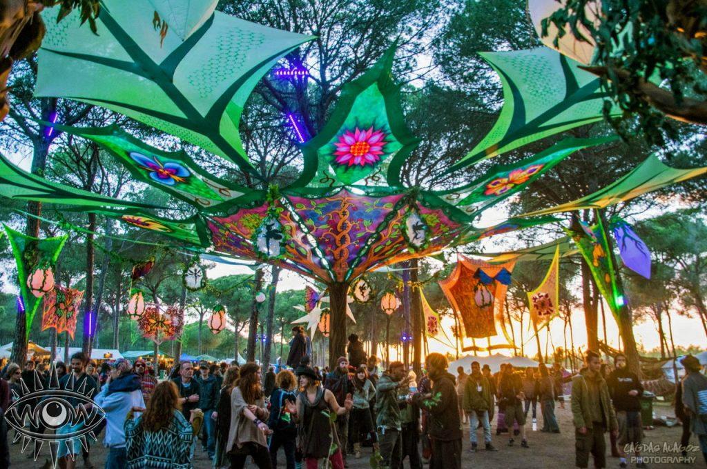 Un festival de décoration