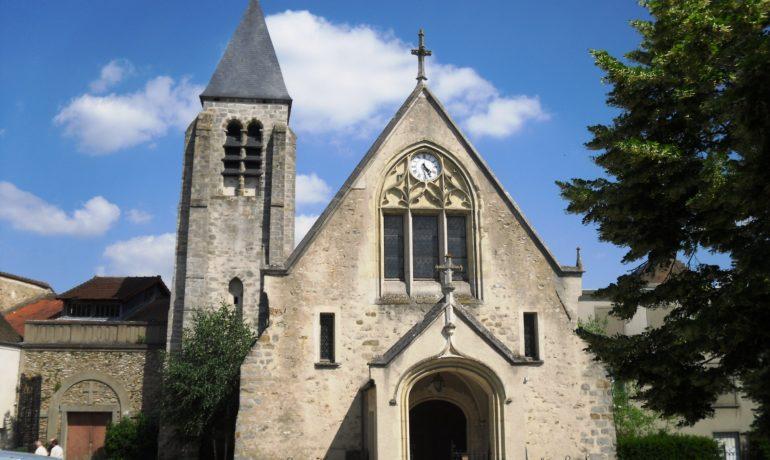 Visite de L'eglise Saint-Martin Palaiseau
