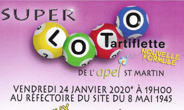 Soirée Loto-Tartiflette