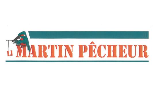 LE MARTIN PÊCHEUR JOURNAL DES 4ÈME - N°2